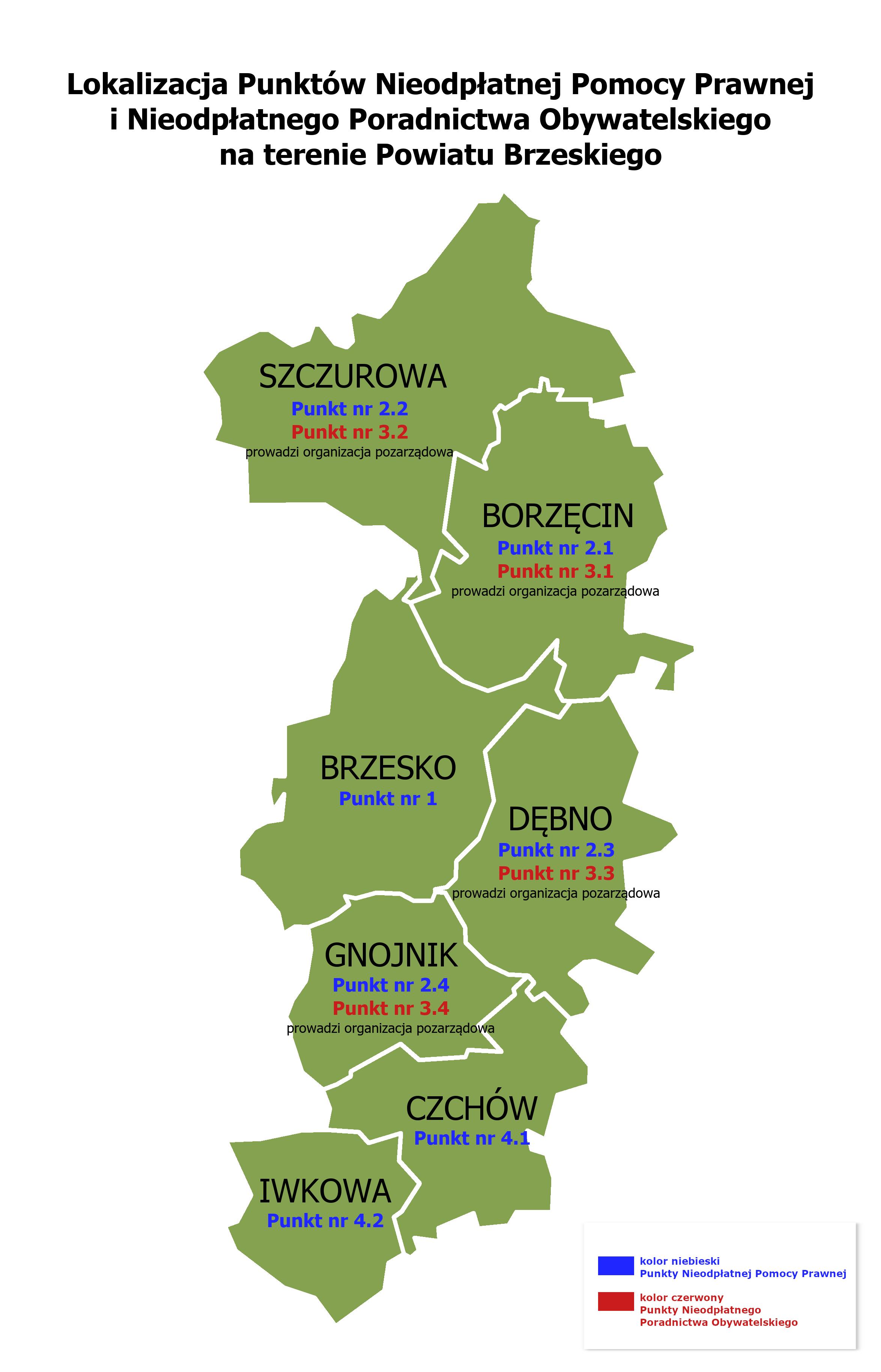 pomoc prawna mapa