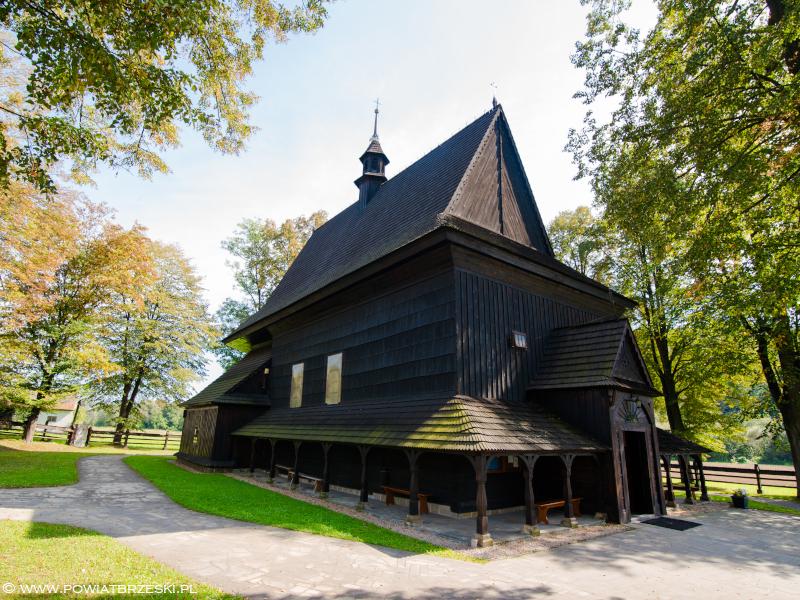 Kościół pw. Św. Urszuli z Towarzyszkami oraz Dzwonnica w Gosprzydowej