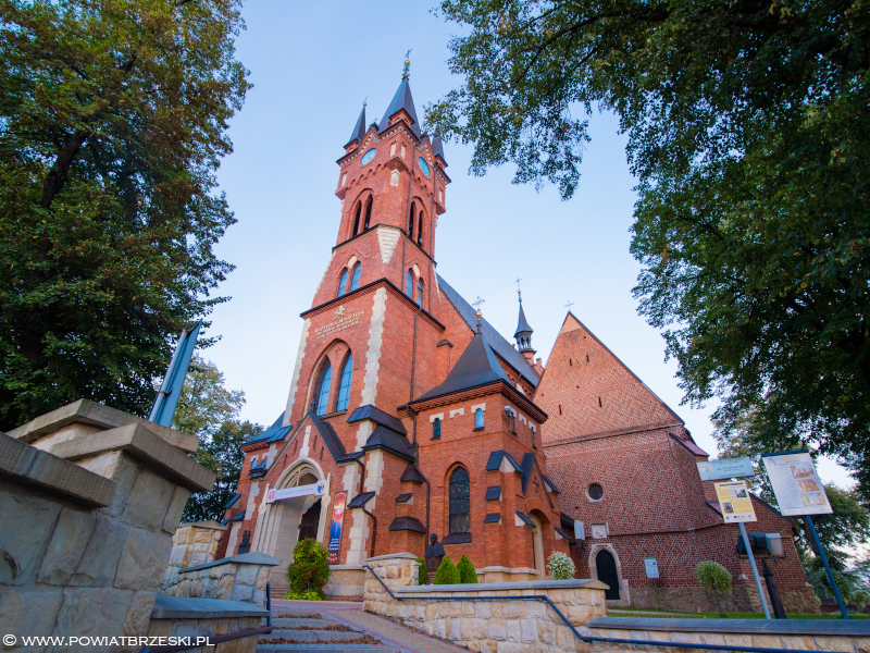 Bazylika pw. Św. Stanisława w Szczepanowie