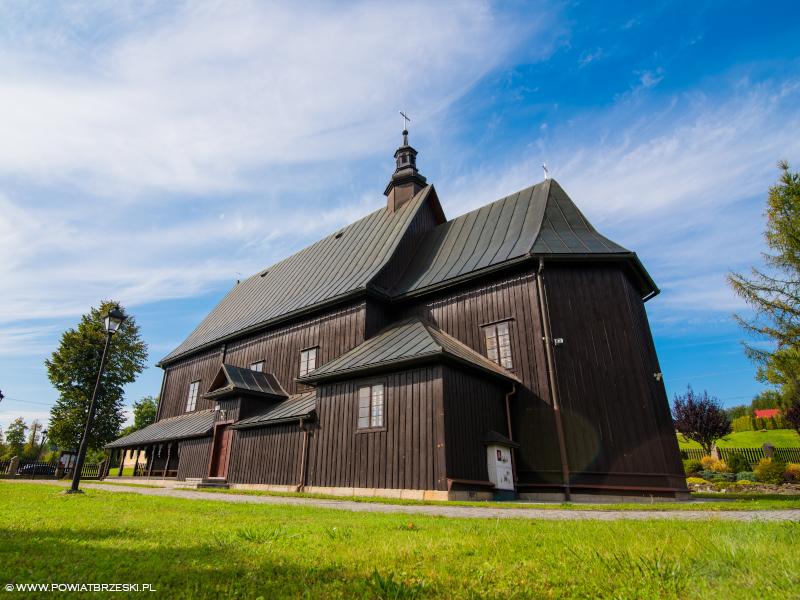 Kościół św. Mikołaja Biskupa w Tymowej