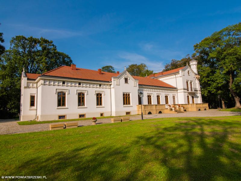 Pałac Kępińskich w Szczurowej